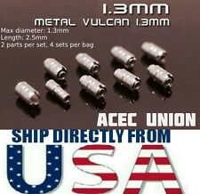 Metal Detail Up Gundam Head Vulcan Canon Rebuild Parts For 1/144 MG - USA SELLER