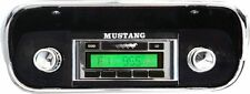 1967-1968 Mustang radio AM/FM USA-230 IPOD XM MP3 200 Watt Aux Input