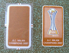 TOPPA FIFA Club World Cup CHAMPIONS 2007 PATCH MILAN