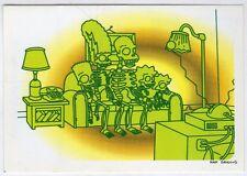 figurina THE SIMPSONS PANINI ANNO 1999 NUMERO 149 NEW