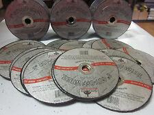 """~ 100 ~ 3"""" x 1/16 thick x 3/8 AIR METAL CUT OFF WHEEL CUTTING DISC 25,000 RPM"""