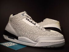 2007 Nike Air Jordan III 3 Retro FLIP CEMENT GREY WHITE BLACK RED 315767-101 11