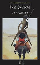 Don Quixote (Wordsworth Classics), Miguel De Cervantes Saavedra