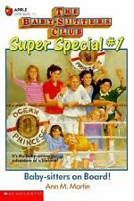 Baby-Sitters on Board! (Baby-Sitters Club Super Special, No. 1)