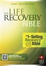 The Life Recovery Bible NLT, , New Book