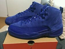"Nike Air Jordan 12 Retro ""Deep Royal Blue"" Gr. 43 / US 9,5"
