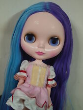 "Takara 12"" Neo Blythe Nude Doll from Factory No.294  Discoloration Hair"