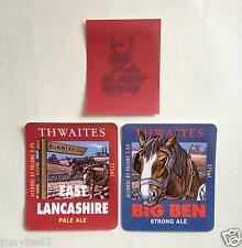 DANIEL THWAITES BIG BEN EAST LANCASHIRE PALE STRONG ALE 275ml beer label