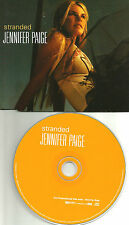 JENNIFER PAIGE Stranded 2001 UK PROMO Radio DJ CD Single MINT USA Seller