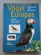 2 Bücher Vögel Mitteleuropas .. Europas Beobachten und Bestimmen Vogelarten