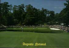 The Augusta National Golf Club Course, Masters, Georgia, GA, Playing -- Postcard