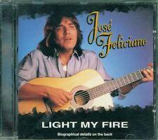 Jose Feliciano - Light My Fire Cd Perfetto