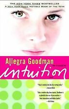 Intuition by Allegra Goodman (2006, Hardcover)1st Edition