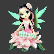 *PERFECT PEONY* Strangeling Ltd Edition Flower Fairy By Jasmine Becket-Griffith