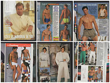 INTERNATIONAL MALE 1997 WHITE SPECIAL SPEEDOS UNDERGEAR HTF SPRING FROST COLLECT
