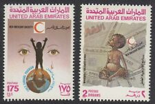 UAE : 1990 Child Survival Programme set SG 310-1 MNH