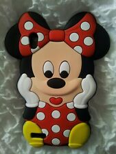 Silicone Cover per cellulari MINNIE RED2 para HUAWEI ASCEND P6