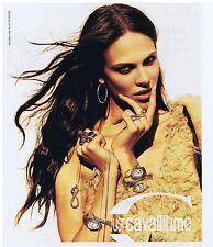 PUBLICITE ADVERTISING 114 2011 Just CAVALLI time