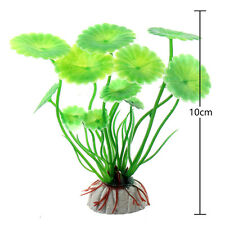 Artifical Grass Aquarium Fish Tank Water Weeds Landscaping Plants Decor CX05 R3