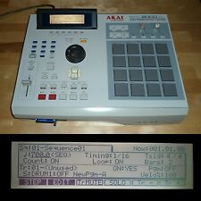 Akai MPC 2000XL 1GB CF Card Drive 32MB RAM FULLY SERVICED