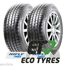 2X Tyres 215 70 R16 100H HIFLY HT601 SUV M+S RE C 71dB