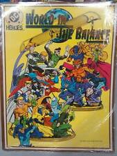 DC HEROES ROLE PLAYING GAME 1992 - WORLD IN THE BALANCE