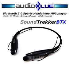 Bluetooth 3.0 Sports Heaphone Headset - Connect phone/devices Mic Stereo