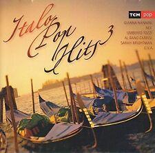 Italo Pop Hits 3 (16 tracks, 1979-2003/04) Nek, Gianna Nannini, Umberto Tozzi, a