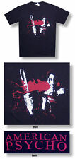 American Psycho - Patrick Bateman Chainsaw Shirt (Size: SMALL OR 2XL Only)