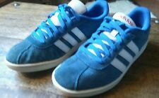 Adidas Neo blue Trainers  size 7