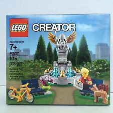 LEGO Creator 40221 Building Toy Set 105 Pieces New In Sealed Box Exclusive Promo