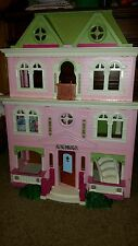 Fisher Price Loving Family  Dollhouse Musical changing table bed etc