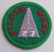 """Pilots West Z7 Patch, 2 3/8"""""""