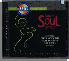 Super Soul Singles - New 2001 CD! O'Jays, MFSB, Earth Wind Fire, Labelle, more!