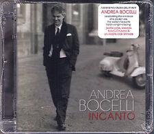 Andrea BOCELLI: INCANTO Mamma Pulcinella Era De Maggio BERTI CD Anna Bonitatibus