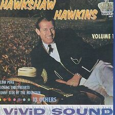 HAWKSHAW HAWKINS VOLUME 1 CD16 SONGS