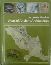 ATLAS OF ANCIENT ARCHAEOLOGY - JACQUETTA HAWKES