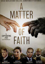 Christian Movie Store - A Matter of Faith - New Sealed - DVD