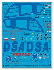 Peddinghaus 2294 1/14 EC 135 Krystof 15 Thechischer Rettungshubschrauber der DAS