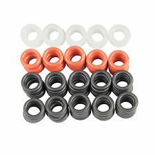 "SF Assort Colors O-Rings For Senko Worms Wacky Rig O-Ring Tool  (100 pcs 4""&5"")"