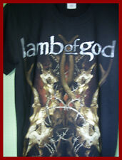 LAMB OF GOD - GRAPHIC T-SHIRT (S)  NEW & UNWORN