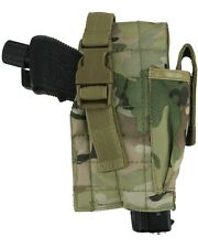 KOMBAT TACTICAL MOLLE HOLSTER WITH PISTOL MAG POUCH BTP