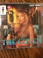 ADULT ONLY 3DO VIDEO GAME The Coven