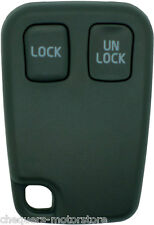 Volvo V40 S40 S60 V70 S80 XC70 XC90 Replacement 2 button remote fob repair case