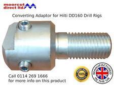Diamond Core Drill Conversione adattatore per Hilti dd160 piattaforme di perforazione
