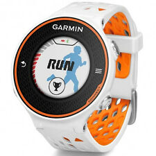 Garmin Forerunner 620 GPS Outdoor Sports Running Watch White/Orange