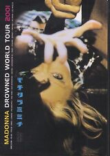 Madonna - The Drowned World Tour (DVD, 2001)