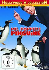 MR. POPPERS PINGUINE (Jim Carrey, Carla Gugino, Angela Lansbury) NEU+OVP