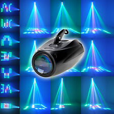 10W Sound Active 64 LED RGBW Stage Lighting Disco Party Effect Projector Show US