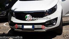 Kia Sportage 2011 2013 protezione paraurti anteriore modello europa
